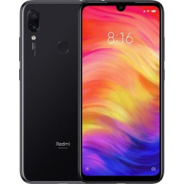 Xiaomi Redmi Note 7 4GB/128GB чёрный