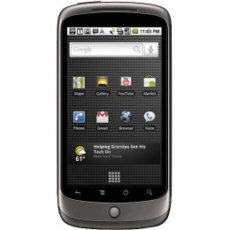 Смартфон HTC Nexus One