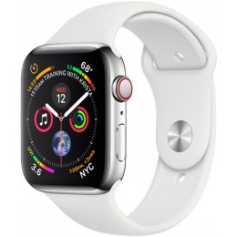 Apple Watch Series 4 LTE 40mm Silver (MTUL2)