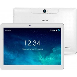 Планшет Ginzzu GT-1050 16GB LTE White