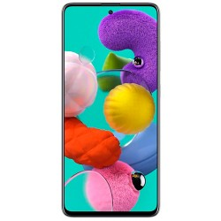 Смартфон Samsung Galaxy A51 4Gb/64Gb White (SM-A515F/DS)