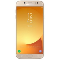 Смартфон Samsung Galaxy J7 (2017) Gold (SM-J730FM/DS)
